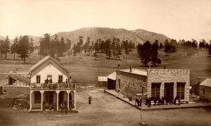 Flagstaff, Arizona, 1899.