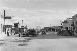 Vintage Holbrook, Arizona.