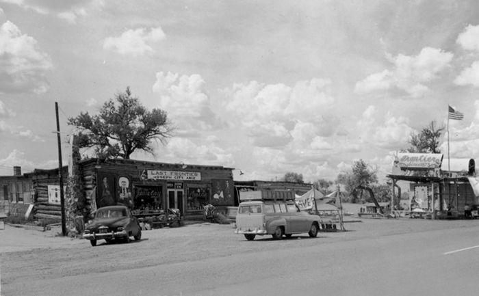 Fronter Trading Post, Joseph City, Arizona.