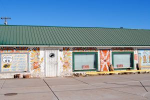 The Jack Rabbit Trading Post today by Kathy Weiser-Alexander.