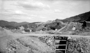 Mining in Nevadaville, Colorado by Muriel Sibell Wolle.