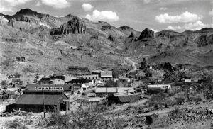 Oatman, Arizona, 1934.