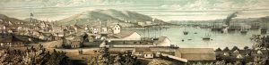 San Francisco, California by Henry Firks, 1849.