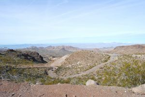 View from the summit of Sitgreaves Pass, Arizona by Kathy Weiser-Alexander.