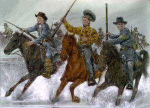 Texas Cavalry in the Civil War