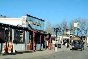 Williams, Arizona Old Town by Kathy Weiser-Alexander.