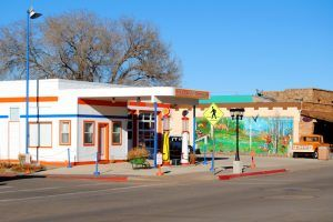 Pete's Gas Station Museum in Williams, Arizona by Kathy Weiser-Alexander.