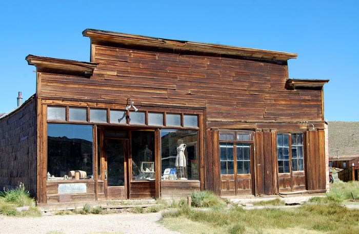 Boone Store in Bodie, California by Kathy Weiser-Alexander.