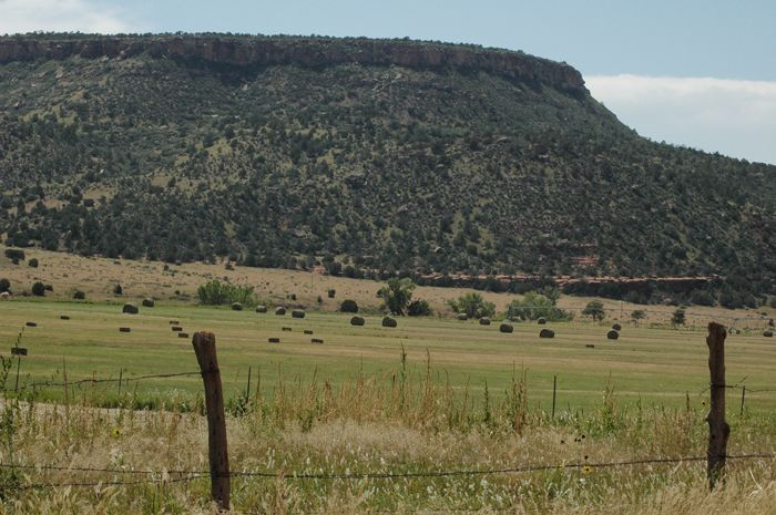 Black Mesa in northwest Oklahoma.