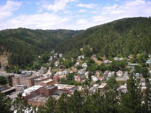 Deadwood from Mt. Moriah by Kathy Weiser-Alexander.