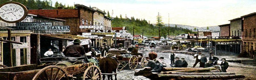 Deadwood, South Dakota, 1870s