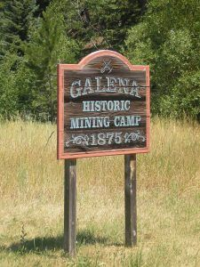 Welcome to Galena, South Dakota by Kathy Weiser-Alexander.