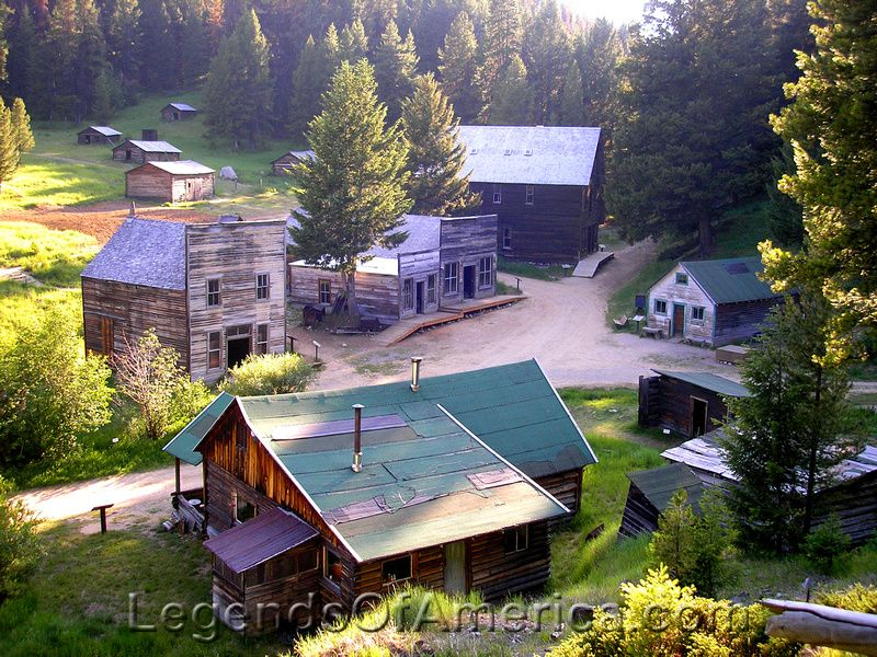 Garnet Montana S Best Kept Ghost Town Secret Legends Of America