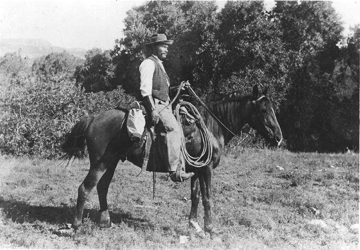 George McJunkin about 1907.