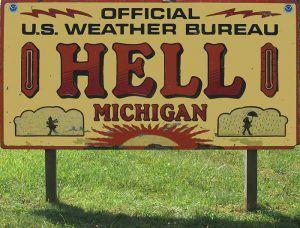 Hell, Michigan