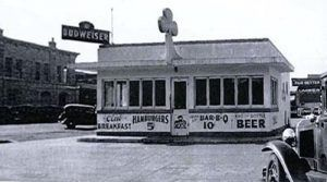 One of the first Valentine Diners in Hutchinson, Kansas, courtesy Kansas State Historical Society