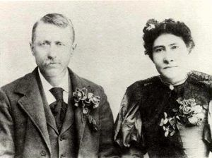 James and Bessie Houck