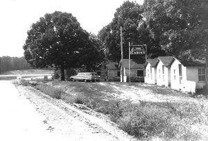 John's Modern Cabins, 1966.