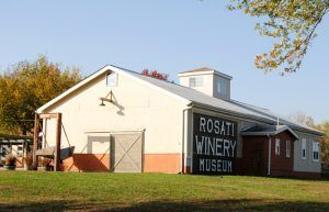 Winery Museum in Rosati, Missouri by Kathy Weiser-Alexander