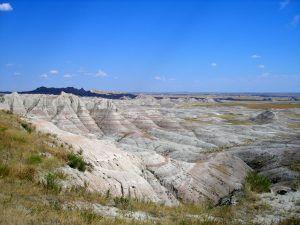 South Dakota Badlands by Kathy Weiser-Alexander.