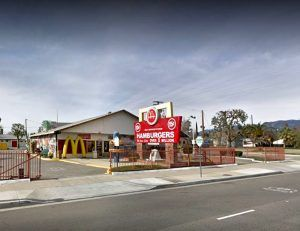 McDonalds Museum in San Bernardino, California coutesy Google Maps.