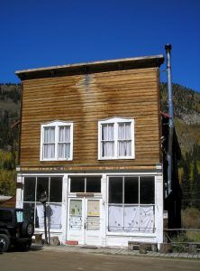 Old store in St. Elmo, Colorado by Kathy Weiser-Alexander.