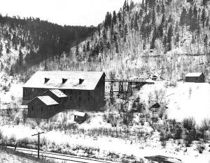 The Standby Mine in Rochford, South Dakota.