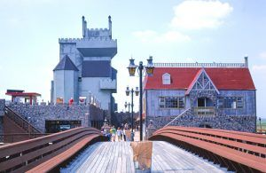Brigantine Castle, Brigantine, New Jersey by John Margolies, 1978.