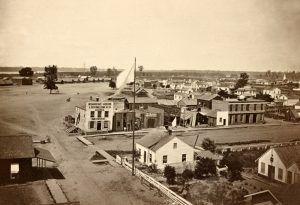 Cairo, Illinois in 1861