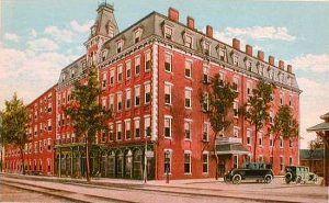 Halliday Hotel, Cairo, Illinois