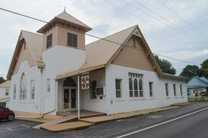 The Methodist Church in Caledonia, Missouri today by Kathy Weiser-Alexander.