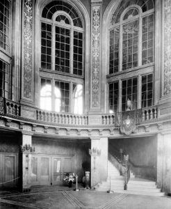 Grand Riviera Theatre Interior, Detroit, Michigan, 1925.