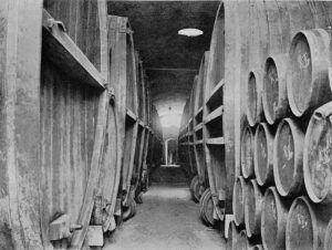Hermann, Missouri Wine Vault