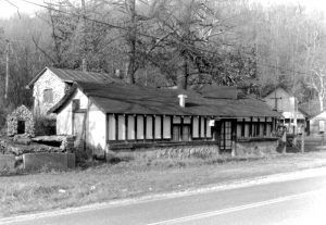 Stony Dell Bus Station and Restaurant, 1993.