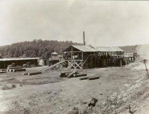 Missouri Sawmill