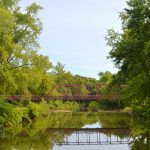Apple Creek in Old Appleton, Missouri by Kathy Weiser-Alexander.