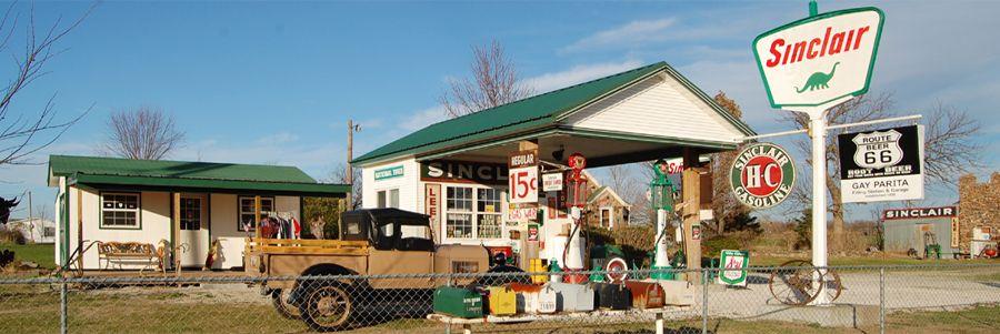 Paris Springs Junction, Missouri by Kathy Weiser-Alexander.