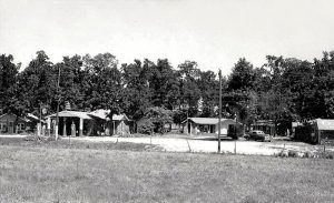 Shadyside Camp in Rescue, Missouri during its heydays.