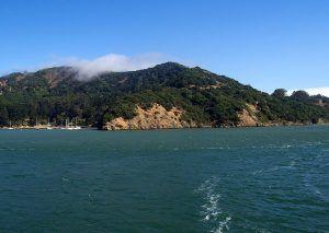 Angel Island, California, courtesy Wikipedia