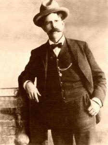 Joe LeFors, U.S. Deputy Marshal, 1899