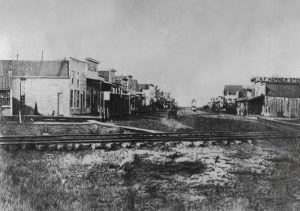 Newton, Kansas 1872