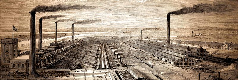 Industrial Revolution in the United States.