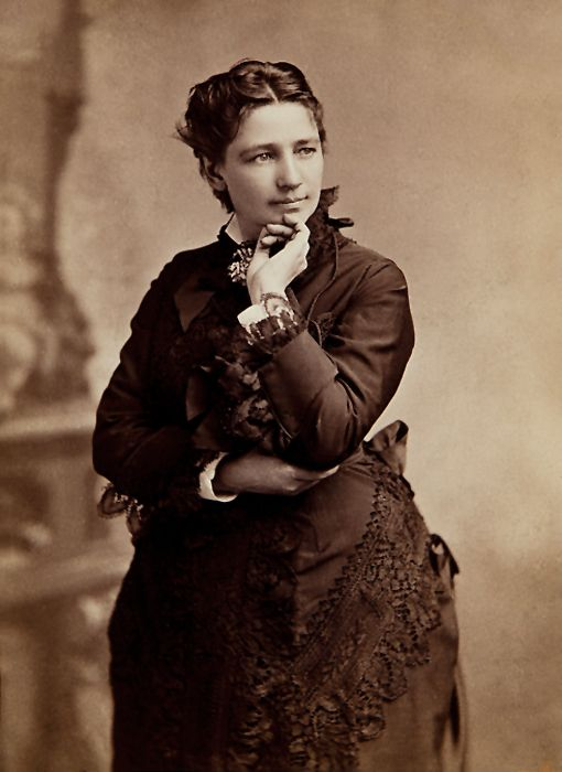Victoria Woodhull, 1860s