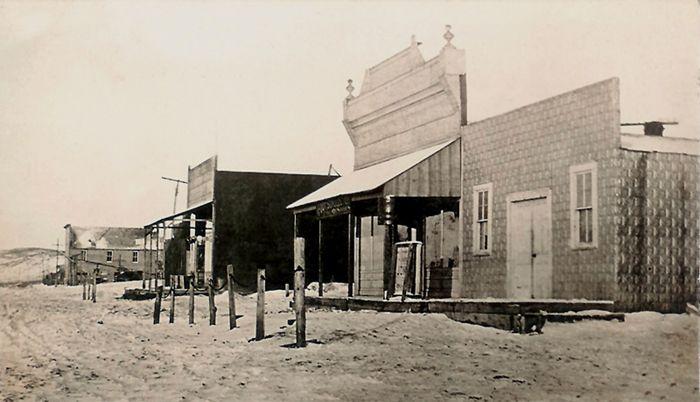 Whitman, Nebraska in 1910.