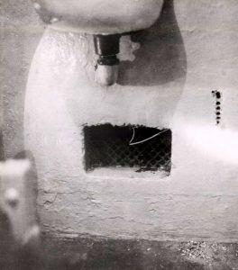 Ventilation grate at Alcatraz prison