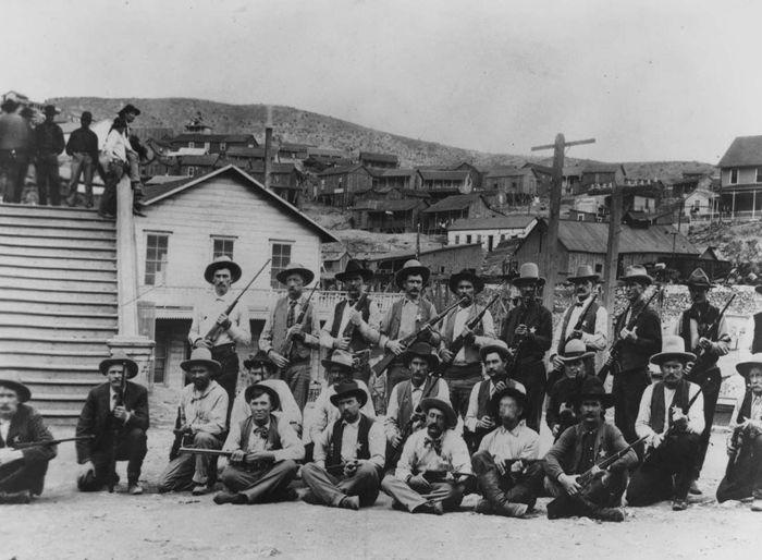 Arizona Rangers, 1903