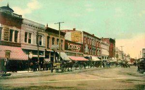 Vintage Carthage, Missouri