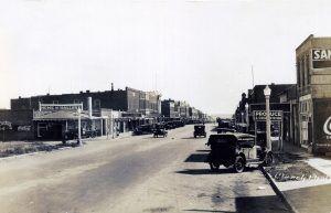 Vintage Clinton, Oklahoma