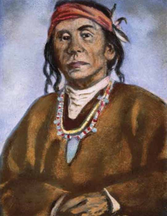 Chiricahua Apache Chief Cochise