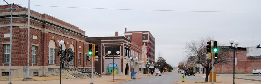 Coffeyville, Kansas by Kathy Weiser-Alexander.